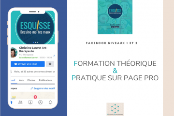 Esquisse Formation Facebook Virginie Braconnier Marketing Consultante dept 86 79