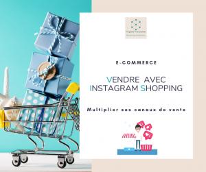 Instagram Shopping Virginie Braconnier Marketing Consultante dept 86 79