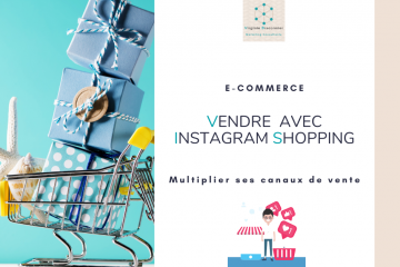 Instagram Shopping Virginie Braconnier Marketing Consultante dept 86 79
